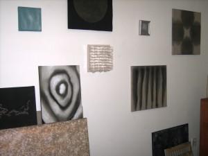 diverse werken atelier  ± 2006