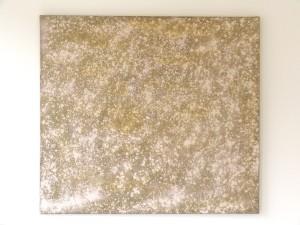 acryl, pigment op doek 100/90 cm  200