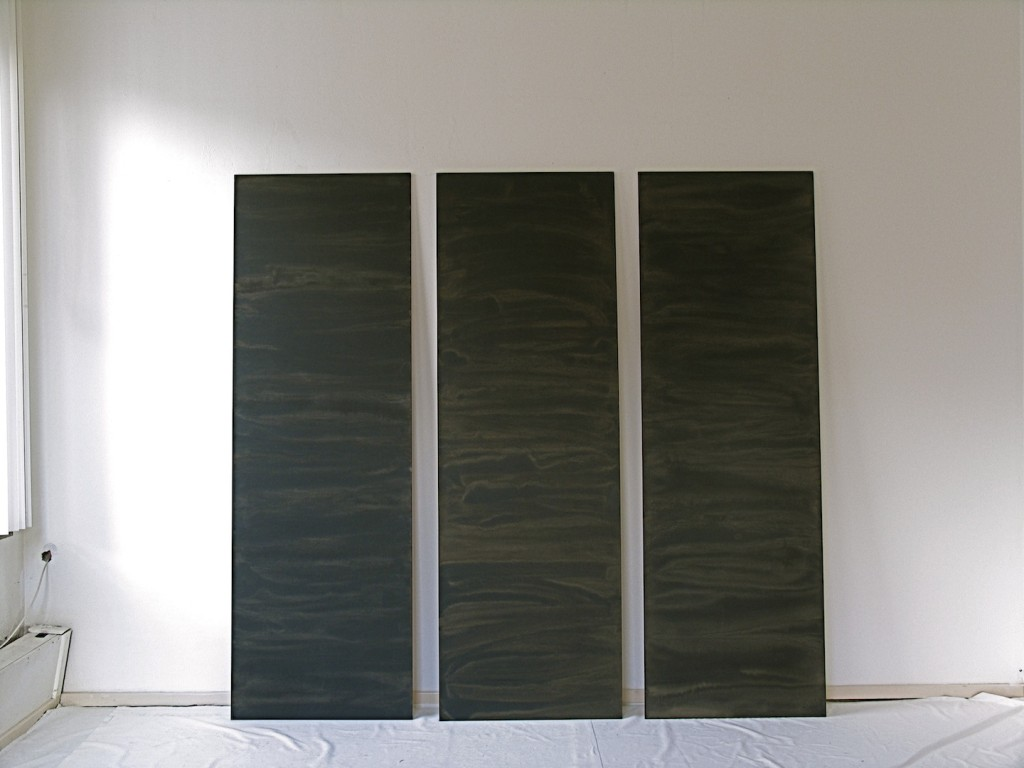 acryl op mdf  3x 185 / 61
