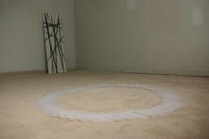 cirkel van calqueerpapier 2