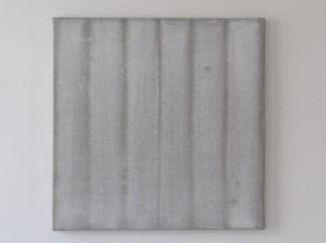 z.t.  acryl op doek  50:50cm  2006